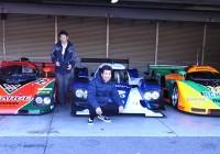 来年ルマン24時間レースに参戦するマツダのディーゼル2.2Lエンジン搭載車と